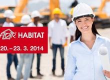 21-я выставка жилья, строительства и ремонта FOR HABITAT