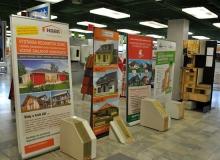 Строительный центр EDEN 3000 - центр моделей домов и выставочный зал строительных материалов